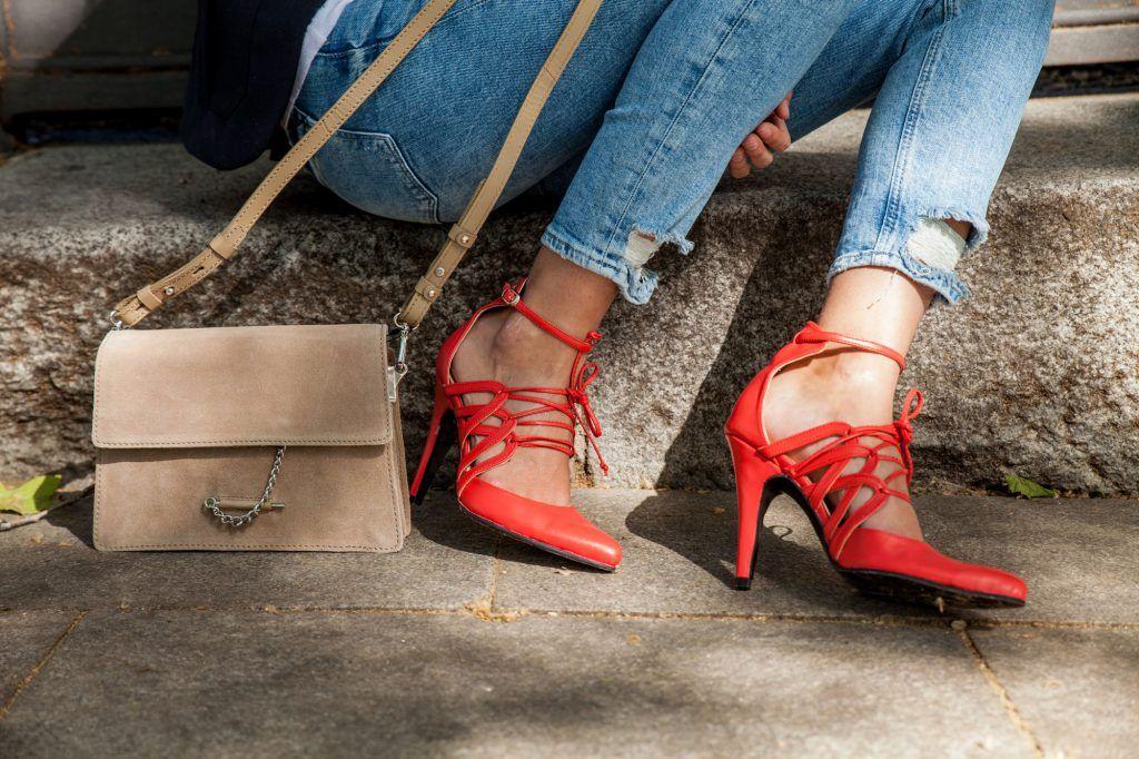 Zapatos Lupe Ramos